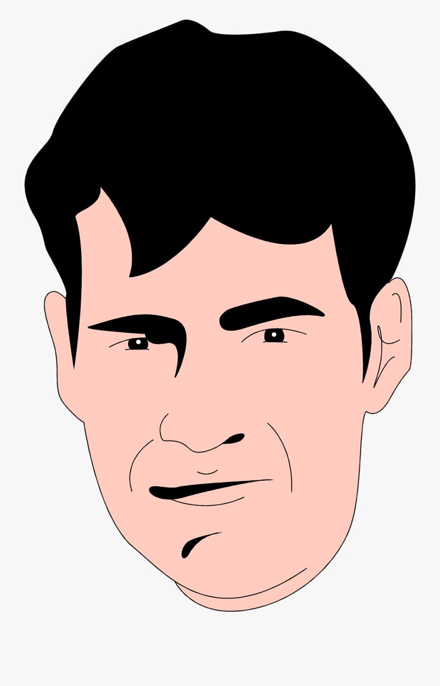 Men Clipart Man Face - Men Face Images Png, Transparent Clipart