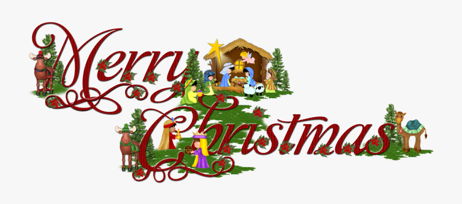 Merry Christmas Word Art Png Christmas Images Png Format