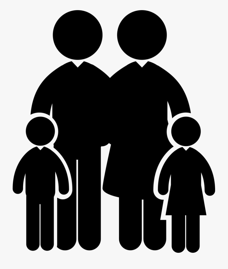 Png File Svg - Family Icon Png Transparent, Transparent Clipart