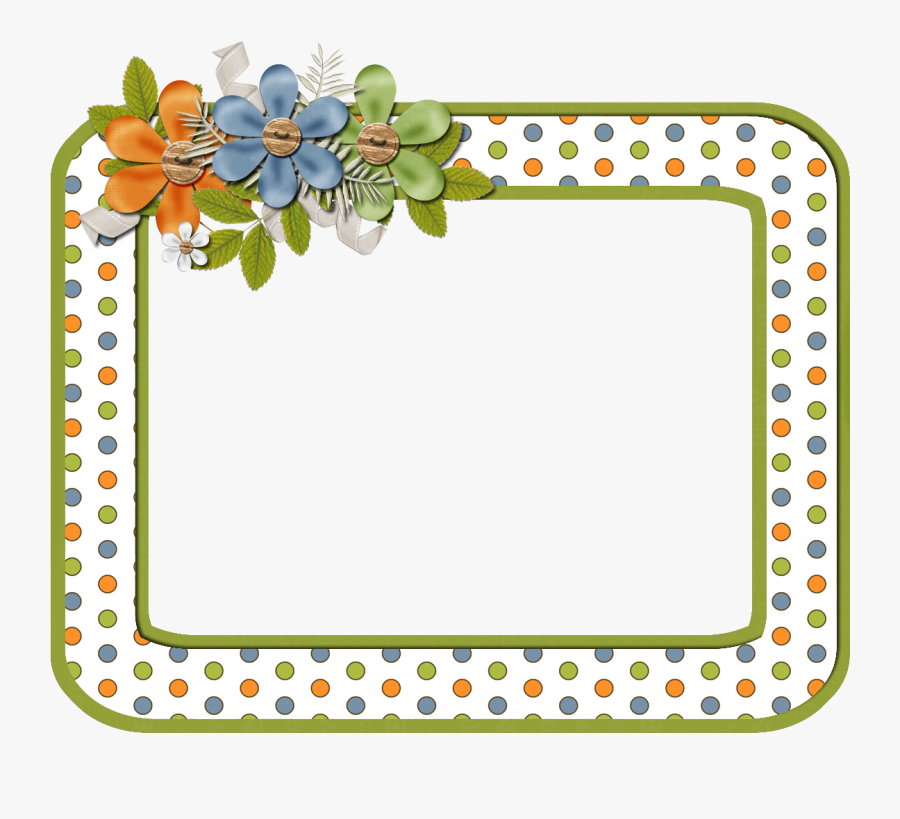 Picture Frame Digital Scrapbooking Clipart Scrapbook Borders And Free Transparent Clipart Clipartkey