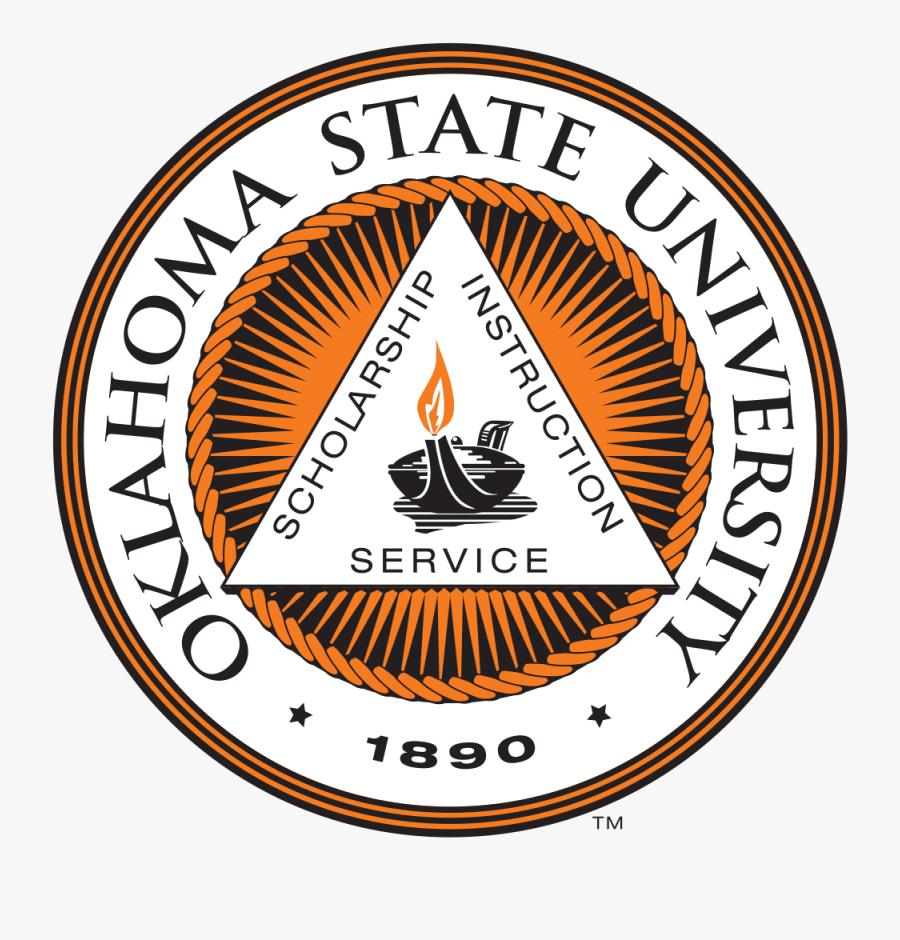 Oklahoma State University - Logo Oklahoma State University, Transparent Clipart