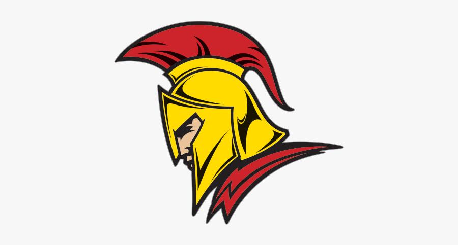 Printed Vinyl Lacedaemon Spartan Warrior - Bellechasse Regional County Municipality, Transparent Clipart