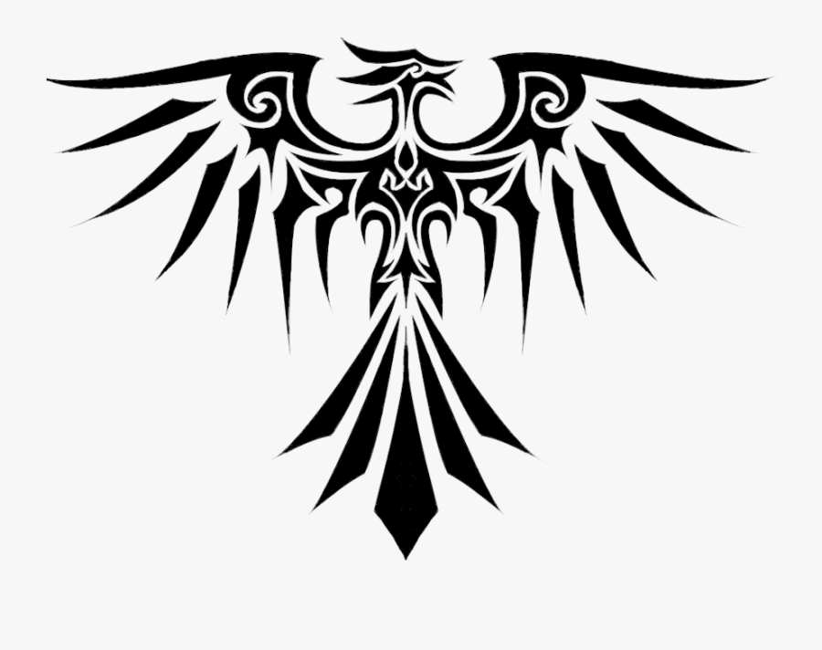 Tattoo Png Image - Phoenix Tribal Tattoo Designs, Transparent Clipart