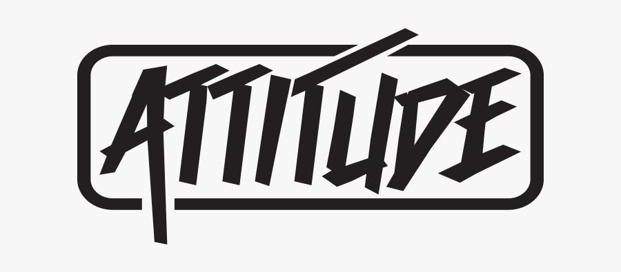 Text Logo Font Brand - Attitude Phone Covers, Transparent Clipart