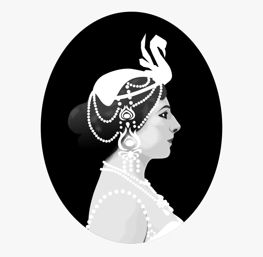 Mata Hari - Mata Hari Clipart, Transparent Clipart