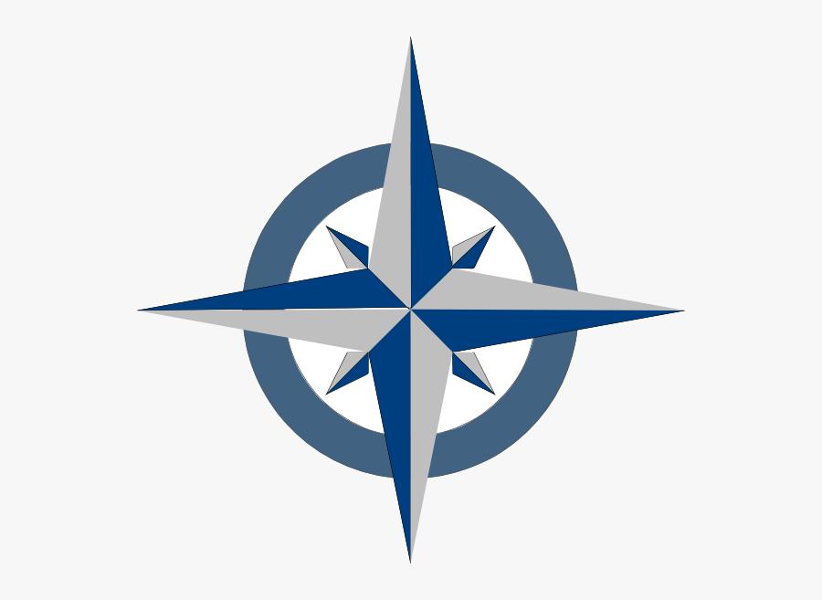 Mata - Kompas Arah Mata Angin, Transparent Clipart