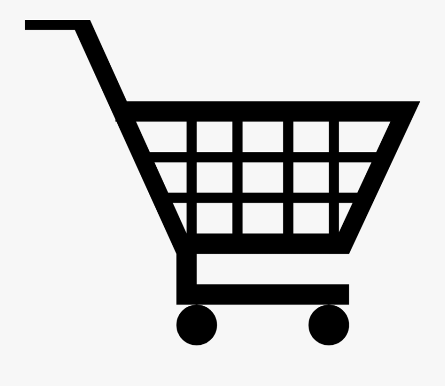 Groceries Vector Super Market - Shopping Png Icon, Transparent Clipart