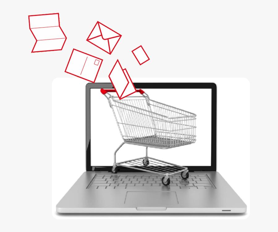 Transparent Cart - Shopping Cart, Transparent Clipart