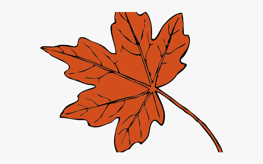 Fall Leaves Clip Art, Transparent Clipart