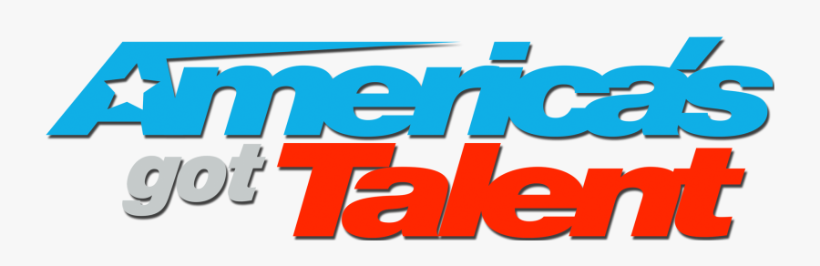 Talent Show Clipart Audition - America Got Talent Logo, Transparent Clipart