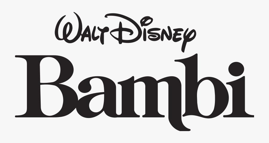 File Bambi Logo Black Svg Wikimedia Commons Simple Walt
