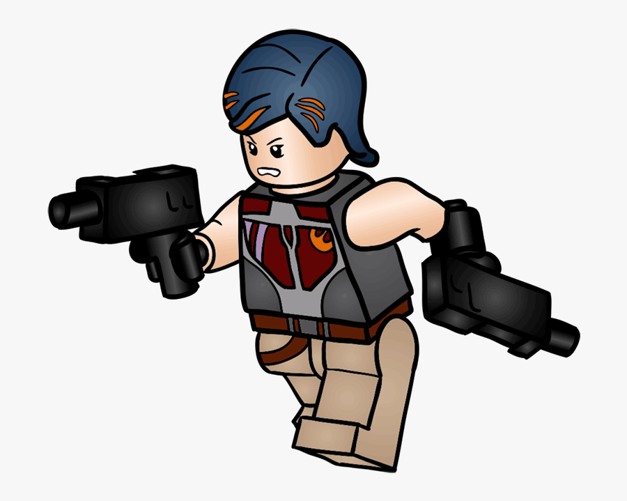 Transparent Lego Star Wars Clipart Png , Png Download - Star Wars Lego Clipart Transparent, Transparent Clipart