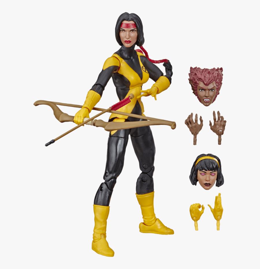 New Mutants - Marvel Legends New Mutants, Transparent Clipart