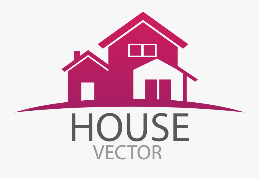 Logo Graphic Design - Logo Home Vector Png, Transparent Clipart