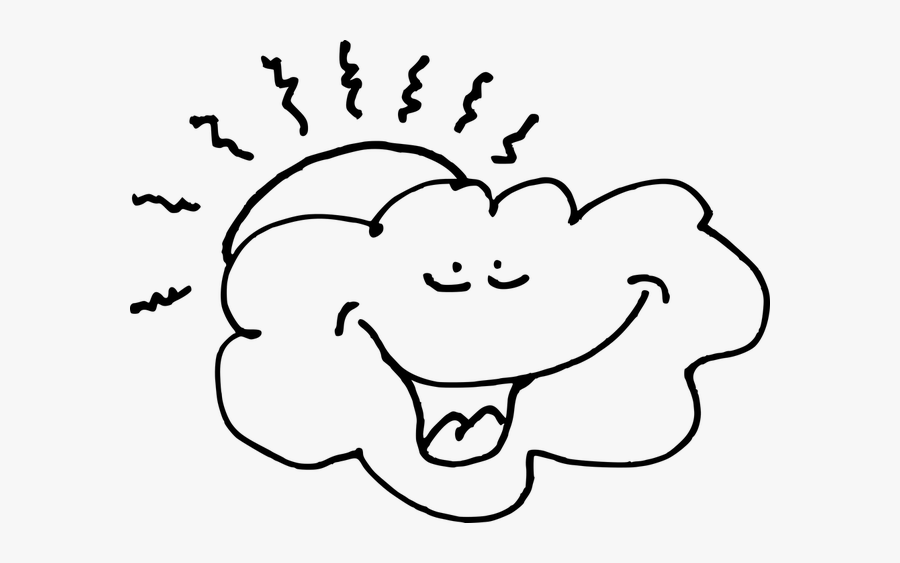 In The Early 1800s, The Flip Book Helped To Bring The - Raining Clouds Clip Art, Transparent Clipart