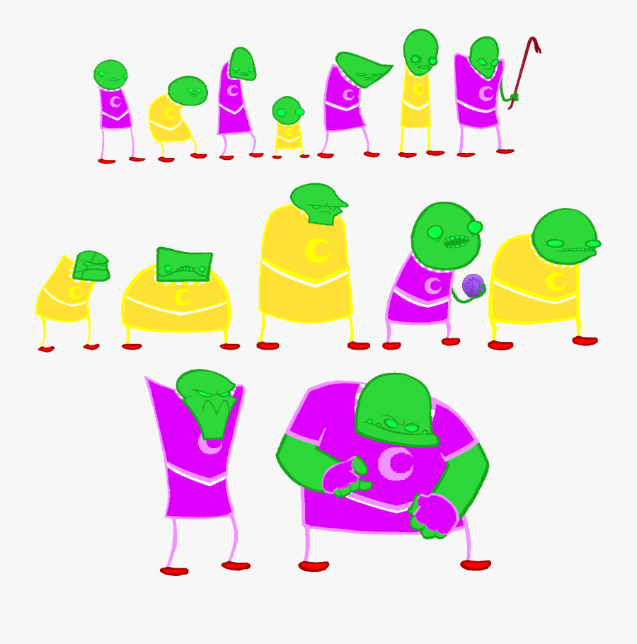 Here Are Some More Sprite Edits The Leprechauns As, Transparent Clipart