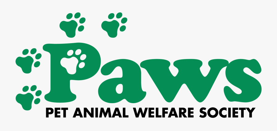 Pet Animal Welfare Society Logo, Transparent Clipart