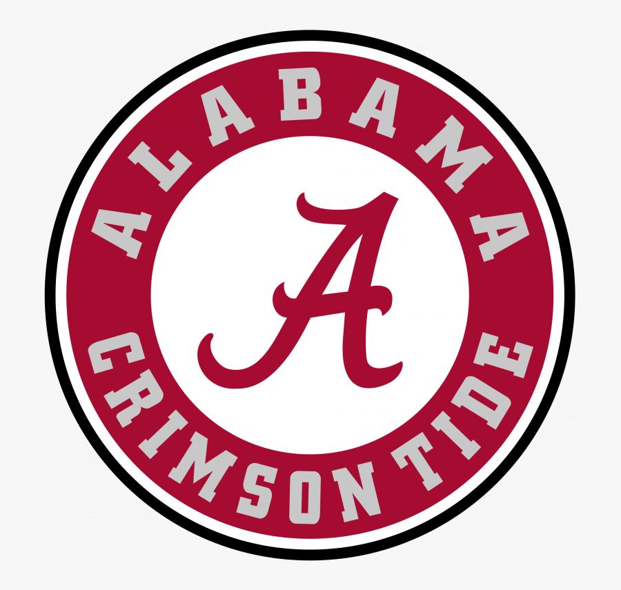 Alabama Clipart Univeristy - Alabama Crimson Tide, Transparent Clipart