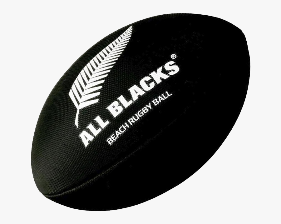 Ballon Rugby Png All Blacks Rugby Ball Png Free Transparent Clipart Clipartkey