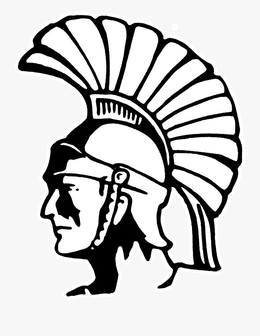 Trojan Clipart Transparent - Waterloo East High Trojans, Transparent Clipart