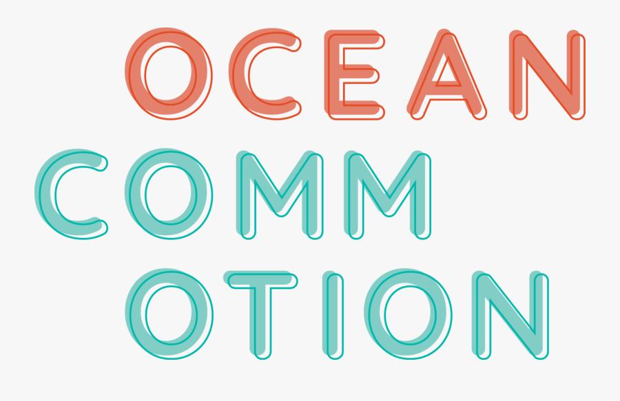 Transparent Ocean Commotion Clipart - Oval, Transparent Clipart