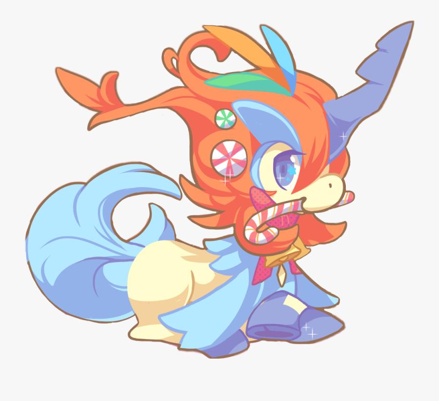 #pokemon #pokémon #unys #keldeo #water #eau #combat - Cute Keldeo, Transparent Clipart