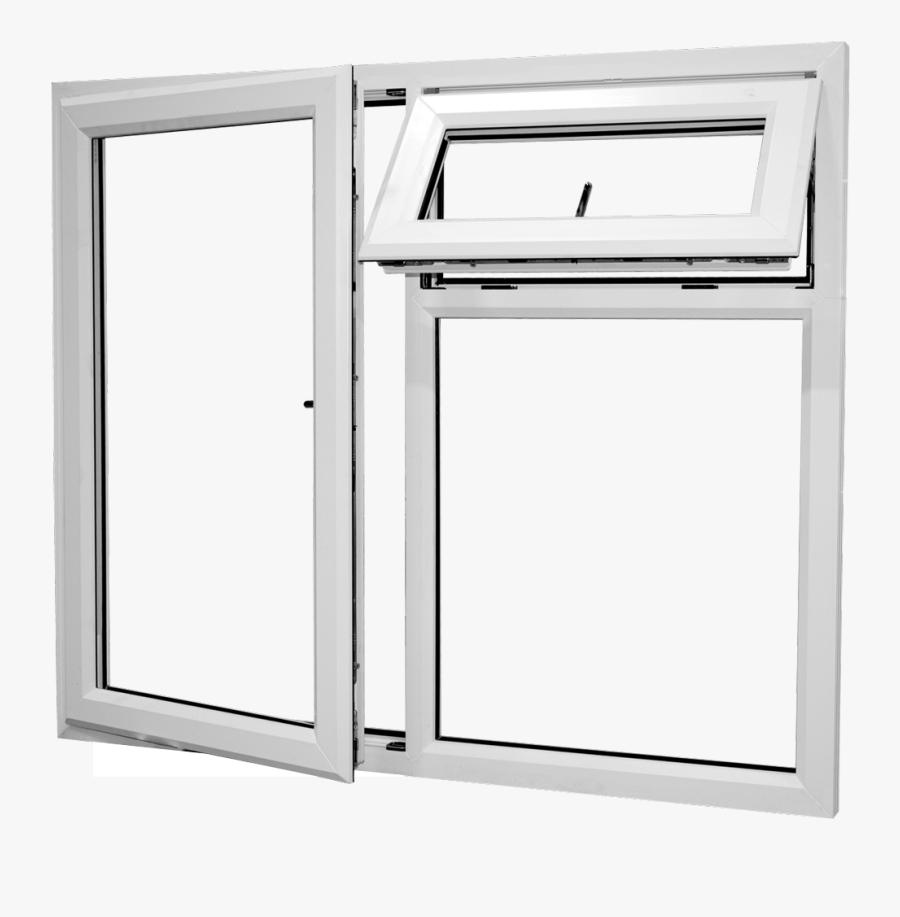 Transparent Open Double Doors Clipart - Door, Transparent Clipart