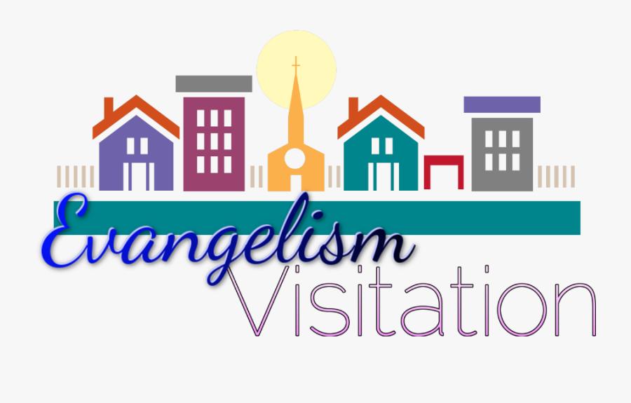 Church Bulletin Clip Art - Mission And Evangelism Church, Transparent Clipart