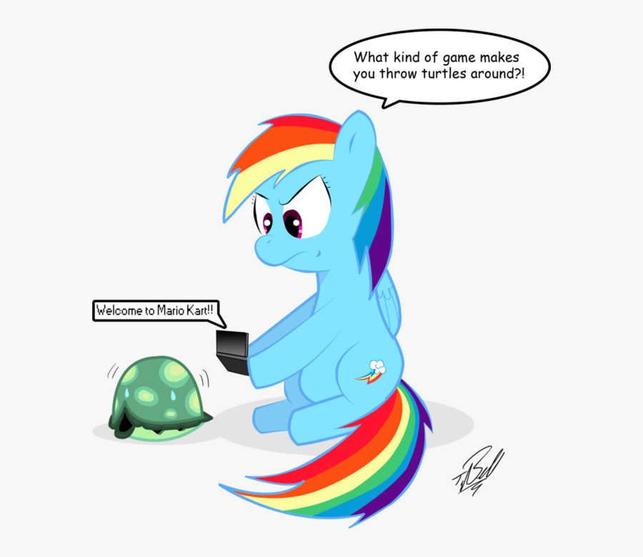 What Kind Of Game Makes You Throw Turtles Around Welcome - Pony Sans, Transparent Clipart