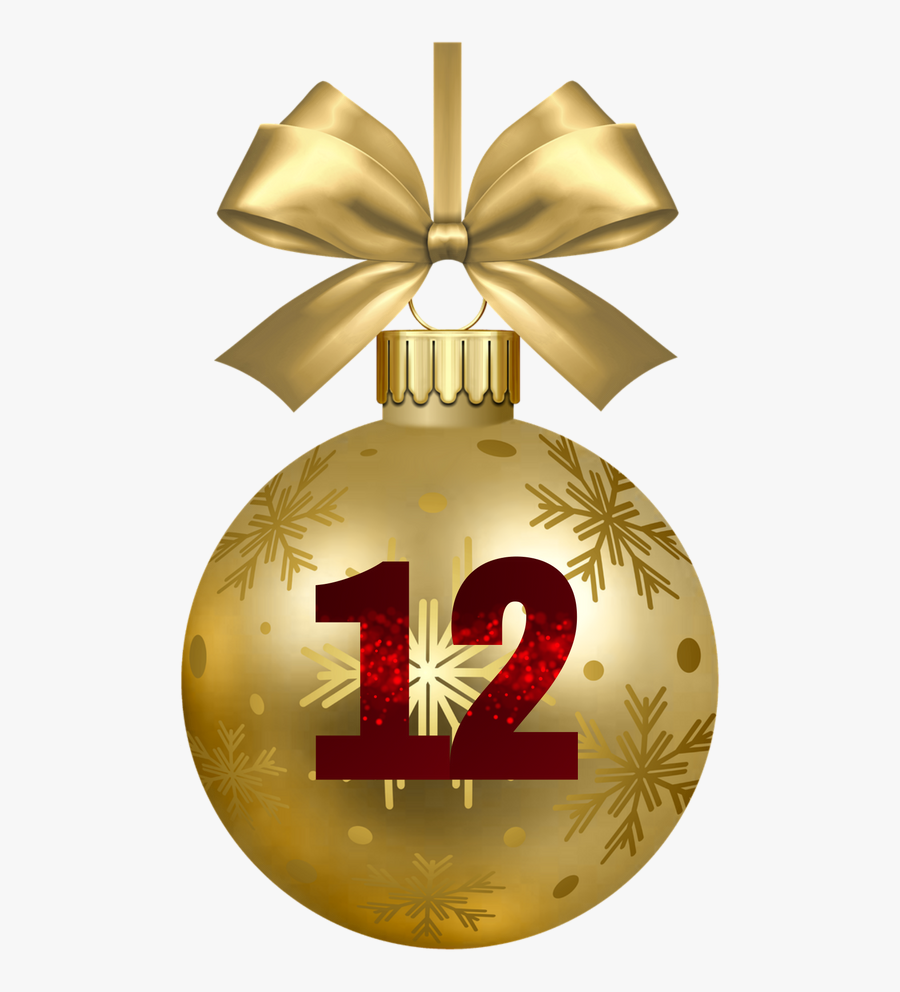 Transparent A Christmas Story Png - Christmas Tree Ornaments Png, Transparent Clipart