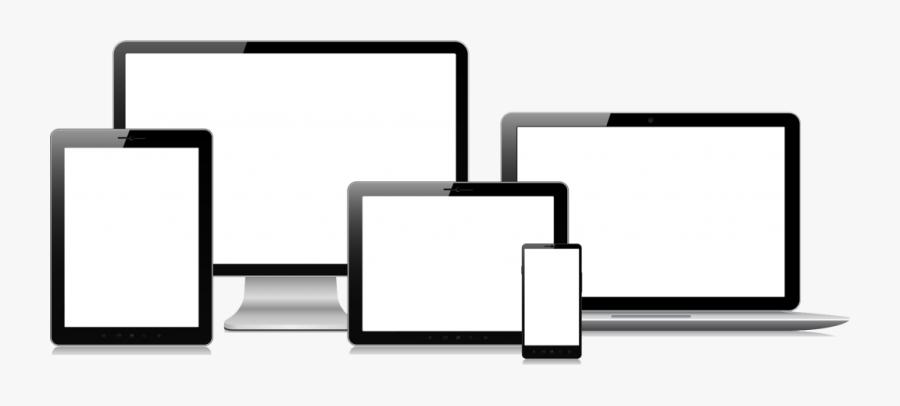 Enterprise Mobility Challenges In - Laptop Mobile Tablet Png, Transparent Clipart