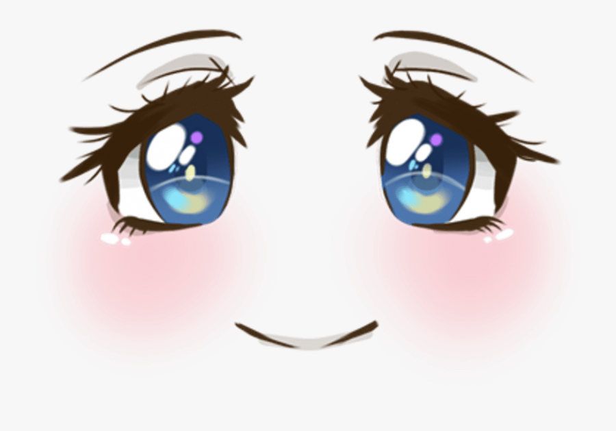 Anime Eyes Png - Anime Eyes Transparent Background, Transparent Clipart