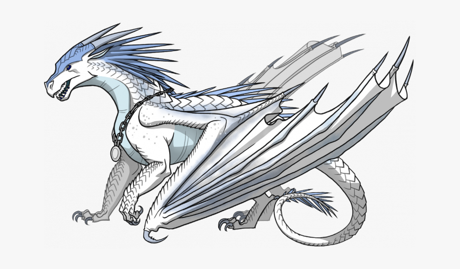 Icewing From Wings Of Fire , Free Transparent Clipart ...