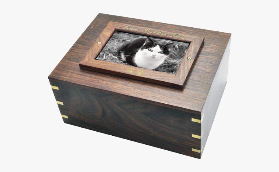 Cat Urn Picture Frame, Transparent Clipart