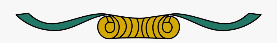 Separator, Decorative, Decoration, Bottom, Horizontal, Transparent Clipart