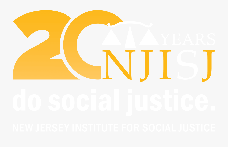 Transparent Civil Rights Movement Clipart - New Jersey Institute For Social Justice, Transparent Clipart