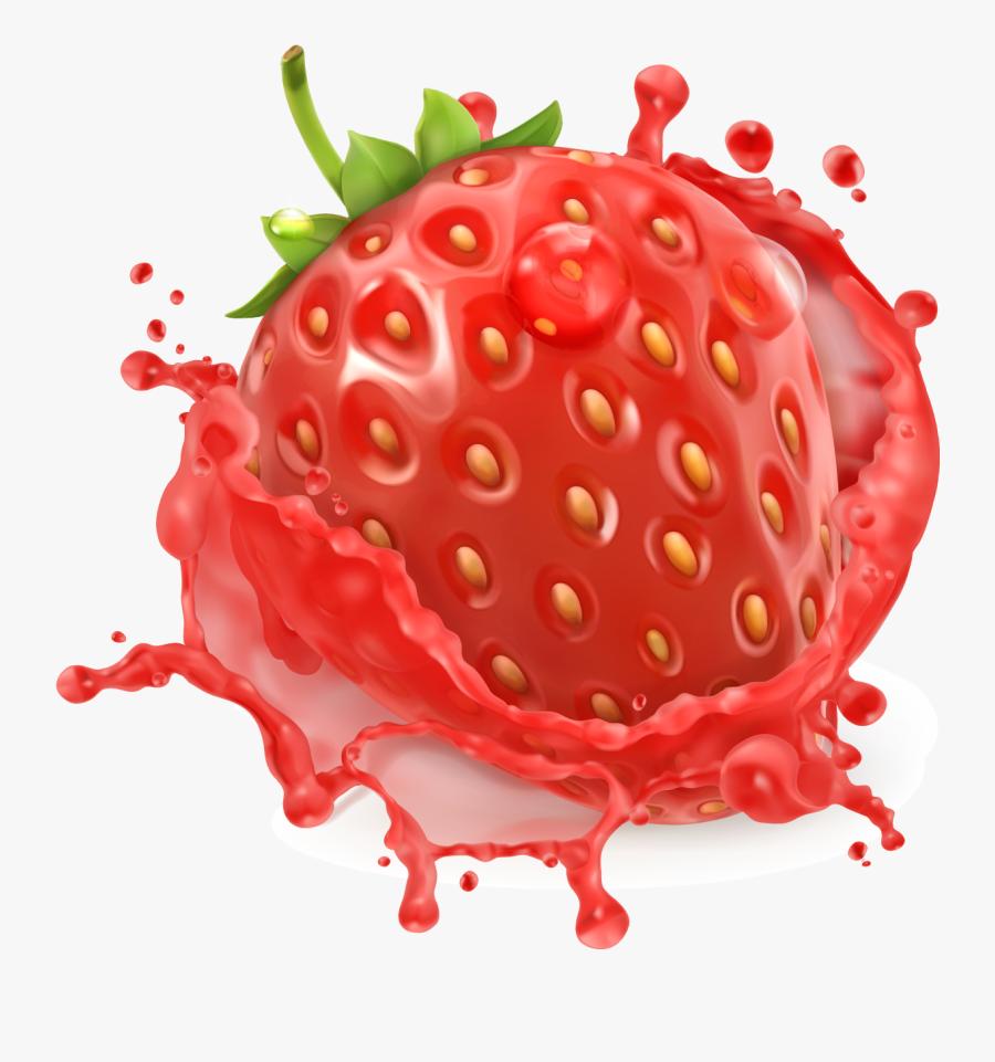 Di Of Frutti Juice Splash Orange Bosco Clipart - Fruit Juice Splash Vector, Transparent Clipart