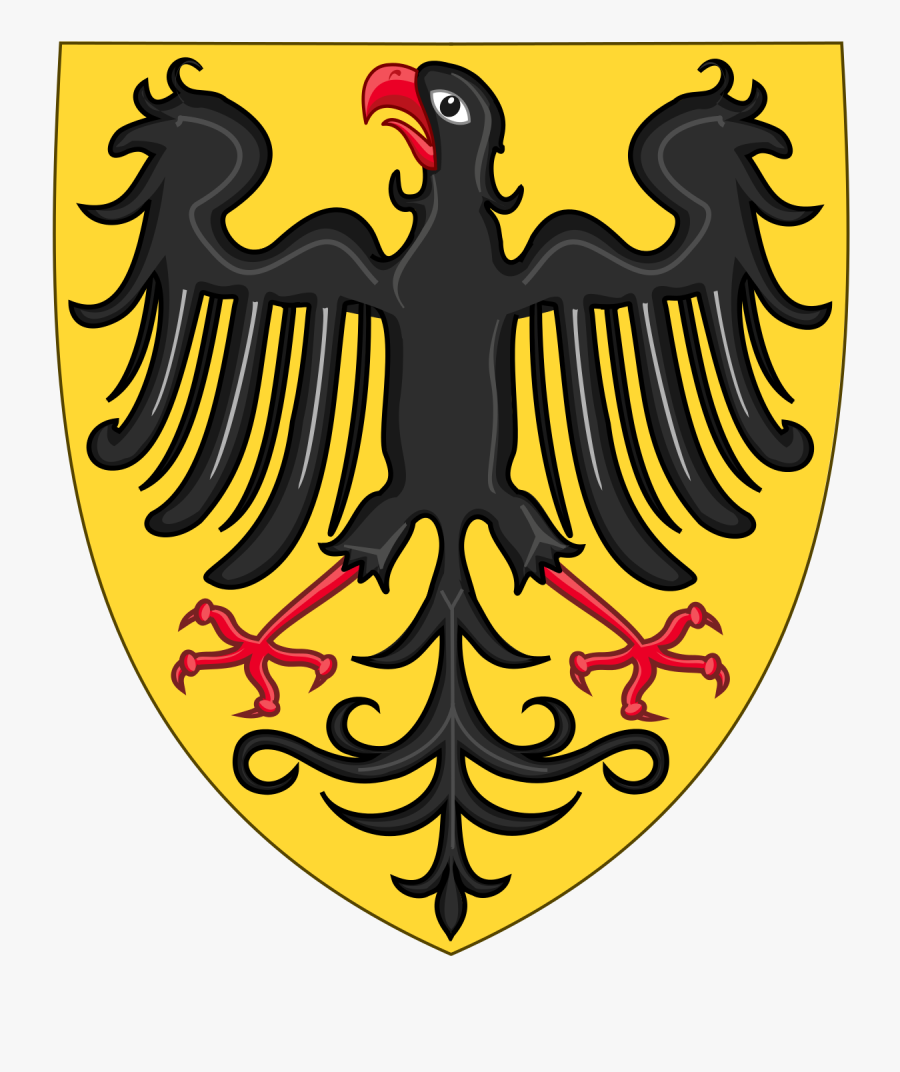 Holy Roman Empire Coat Of Arms, Transparent Clipart