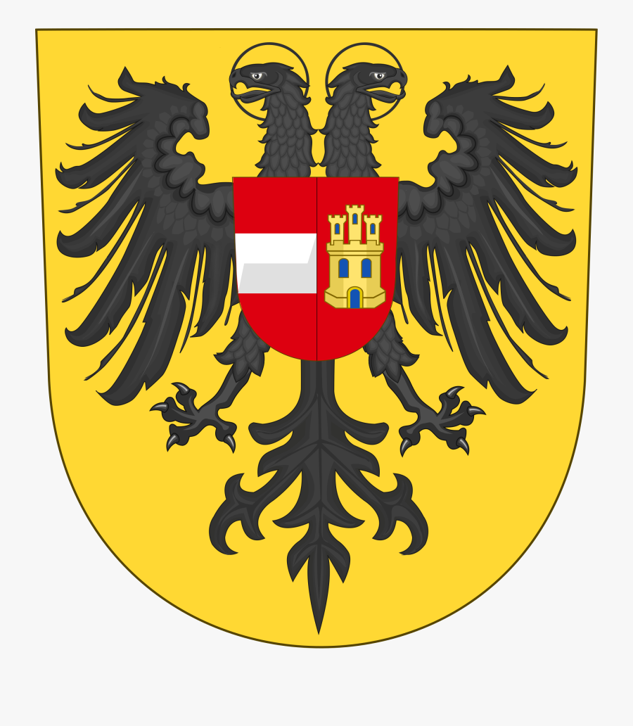 File Arms Of Leopold - Holy Roman Empire Coat Of Arms, Transparent Clipart