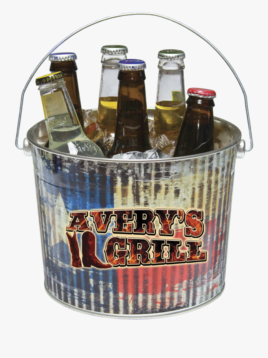 Transparent Beer Bucket Png Beer Bottle Free Transparent