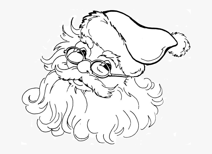 Santa Claus - Drawing Picture Christmas, Transparent Clipart