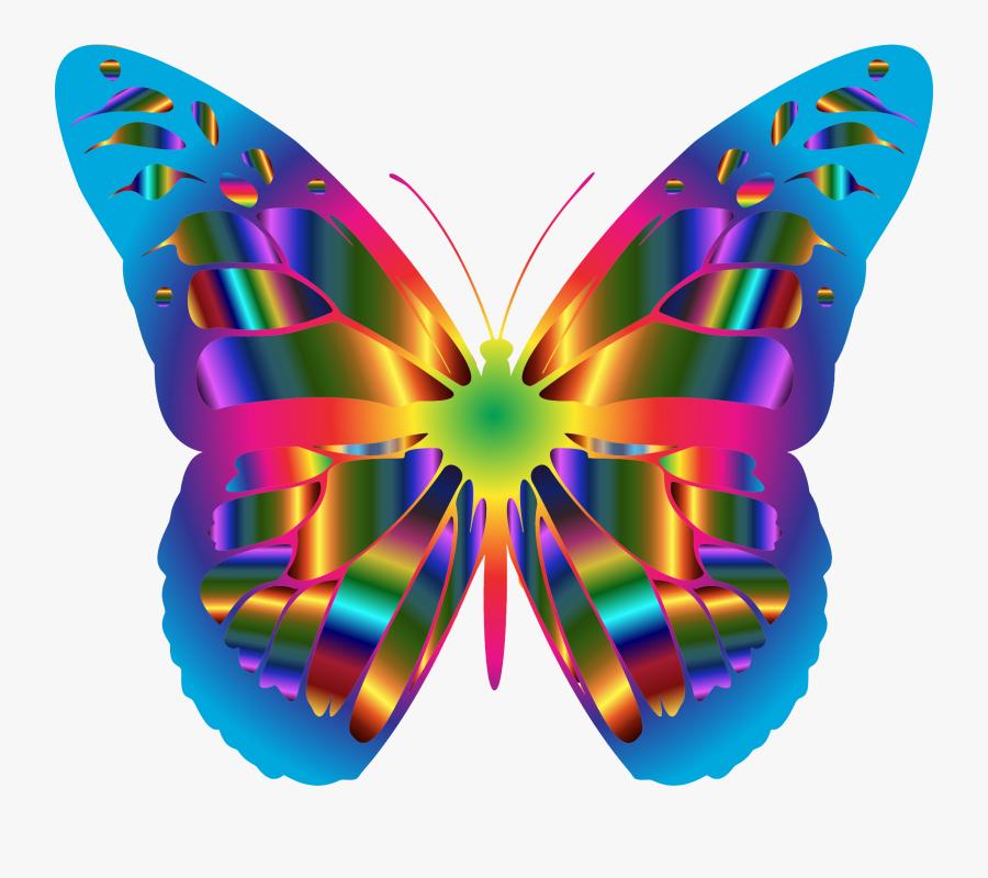 Monarch Butterfly Jvdesa Clipart - Beautiful Butterfly Clip Art, Transparent Clipart