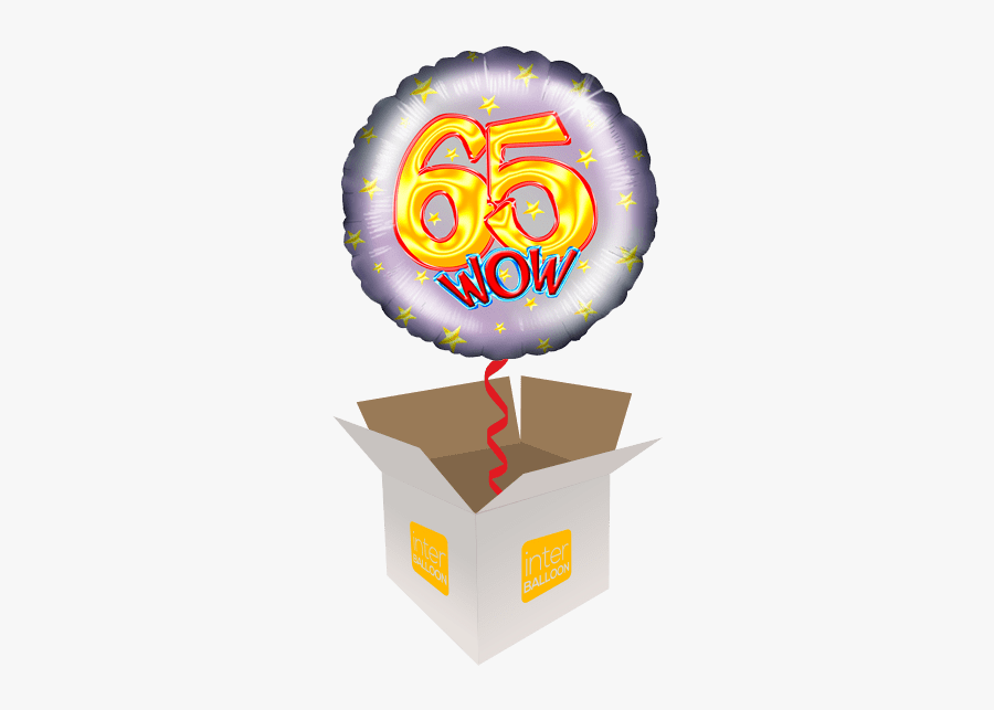 65 Wow You Made It - Happy Birthday 7th Balloons, Transparent Clipart