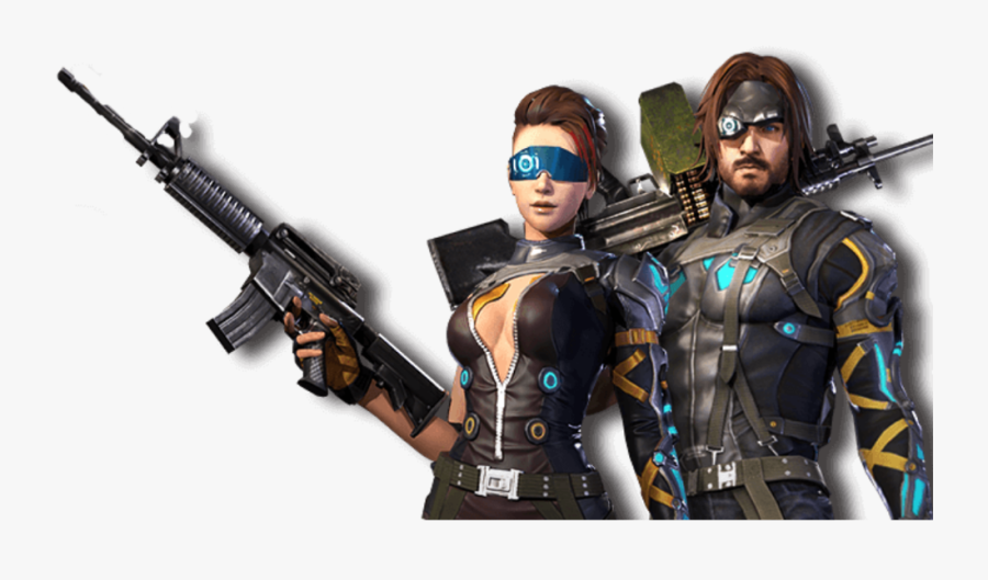 Freefire Garena Free Fire Character New - Free Fire Wallpaper Keren, Transparent Clipart