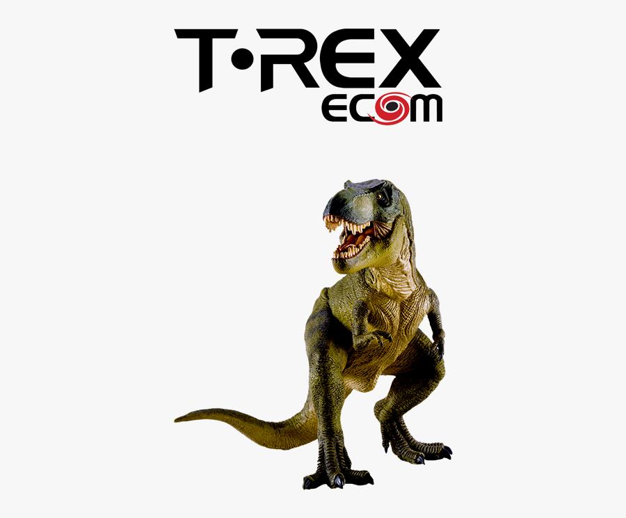 T Rex Clipart Easy - Tyrannosaurus, Transparent Clipart
