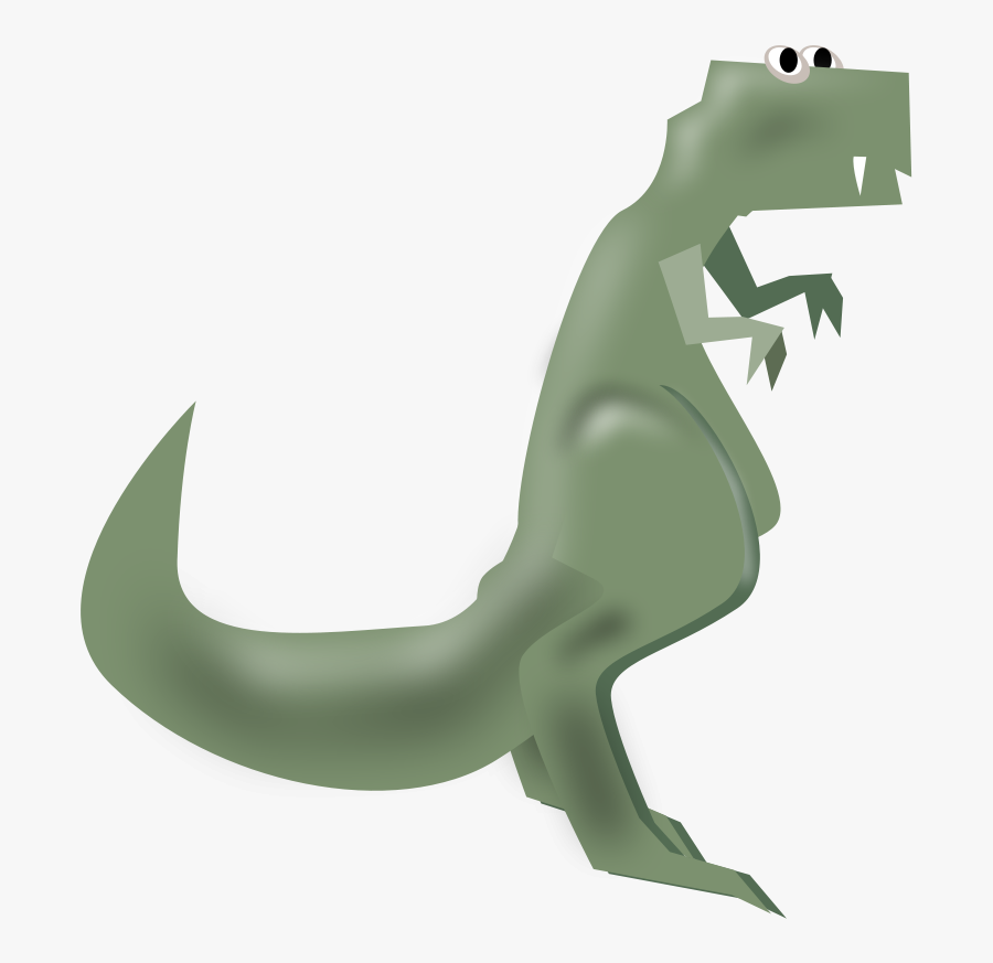 T-rex - Tyrannosaurus, Transparent Clipart