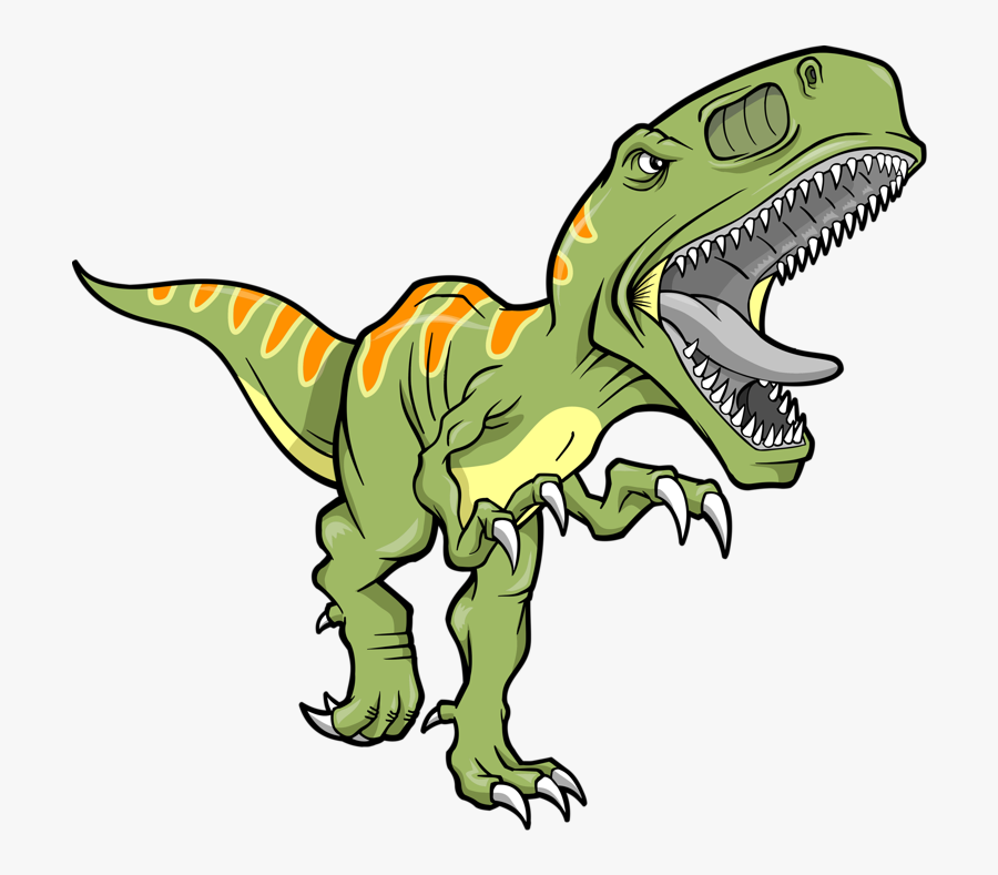 He May Not Be So Cute,but He Is A Dinosaur - T Rex Dinosaur Clipart, Transparent Clipart