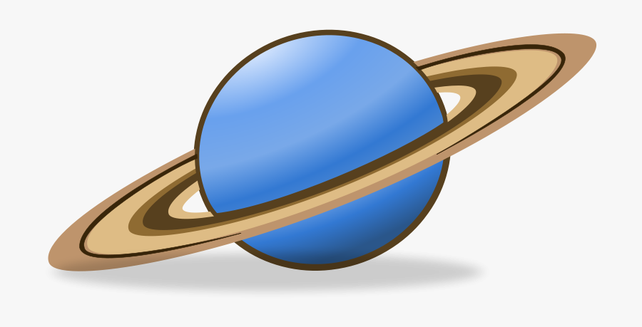 Saturn Icon - Saturn Planets Clipart, Transparent Clipart