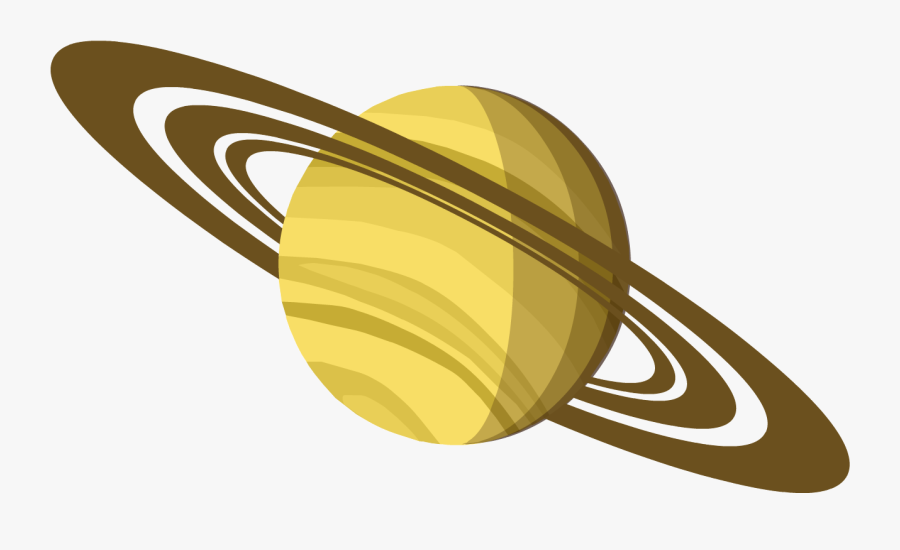 Beta Team Solar System Saturn - Saturn Planet Clipart, Transparent Clipart
