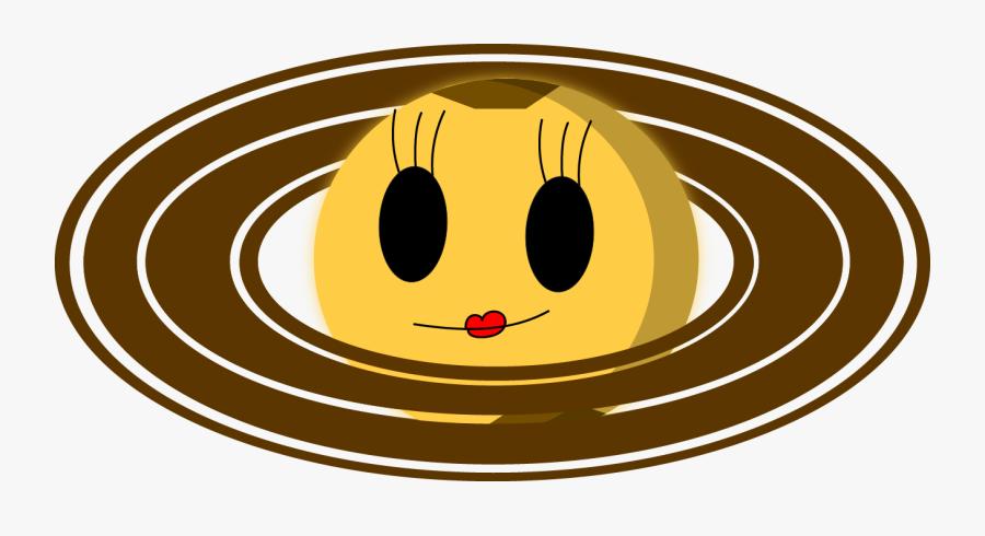 Saturn - Jupiter Rings Simple Cosmos, Transparent Clipart